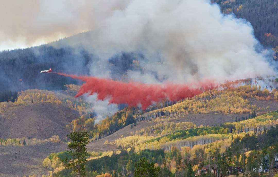Ptarmigan Fire_Sept 27 2021