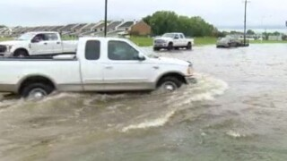 Franklin Council to consider fines for driving on flooded streets
