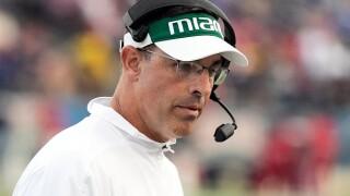 Miami fires offensive coordinator Dan Enos