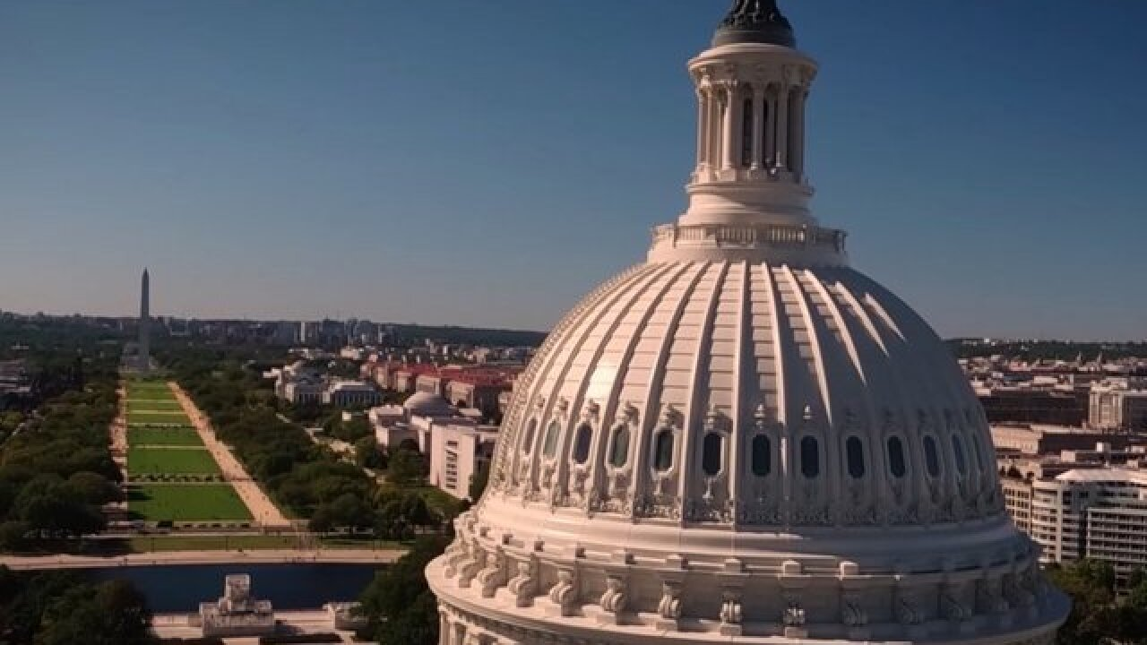 Congress passes stopgap spending bill to keep government open until Jan. 19