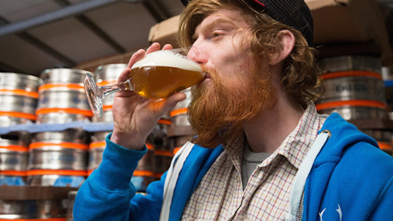 Dream job: You can get paid $64,000 a year to drink beer