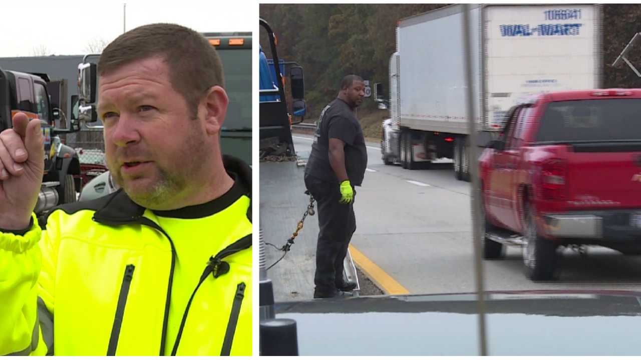 Why some tow truck drivers want a tougher Move Over Law