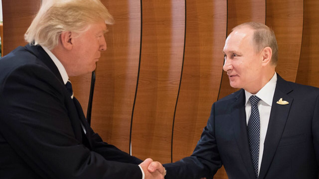DC Daily: President Trump, Russian President Putin finally meet face-to-face at G20 summit