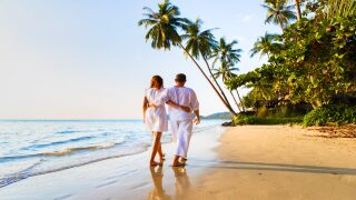 If you had to postpone your wedding because of coronavirus, you could win $5,000 from Hotels.com for your future honeymoon