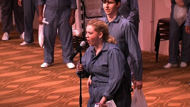 UC College-Conservatory of Music presents Leonard Bernstein's classic opera 'Candide'