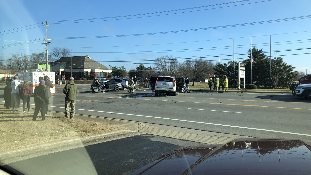 Murfreesboro crash