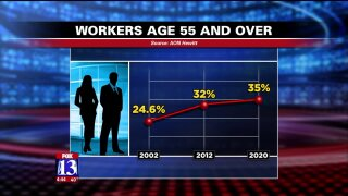 Booming Forward: Jobs forseniors