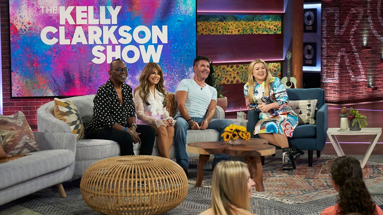 Kelly Clarkson's new talk show is a hit. Here's why that's a big deal