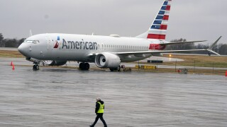 Boeing American Max Flight
