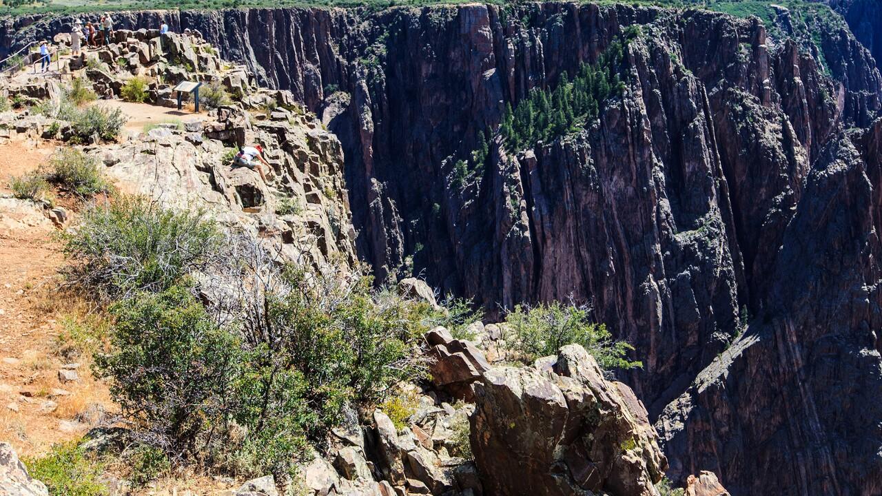 Black Canyon of the Gunnison by Russell J Bennett (11).jpg