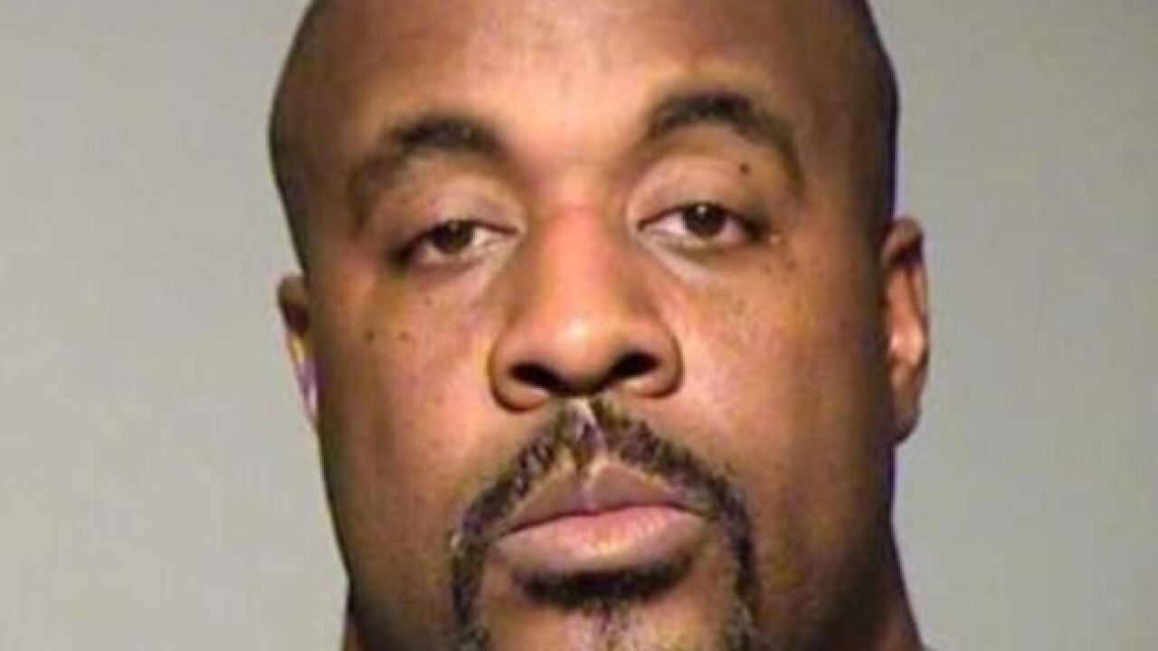Former Packers player Dotson booked for OWI