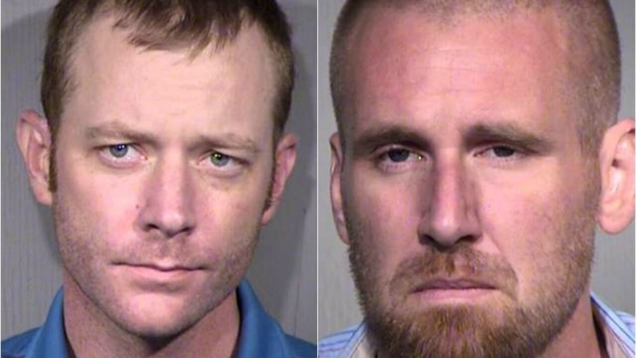 PD: Men passing fake $100 bills busted in Tempe