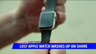 Tech Smart: Lost Apple Watch works after months in salt water