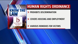 Know the Law – Grand Rapids Human Rights Ordinance
