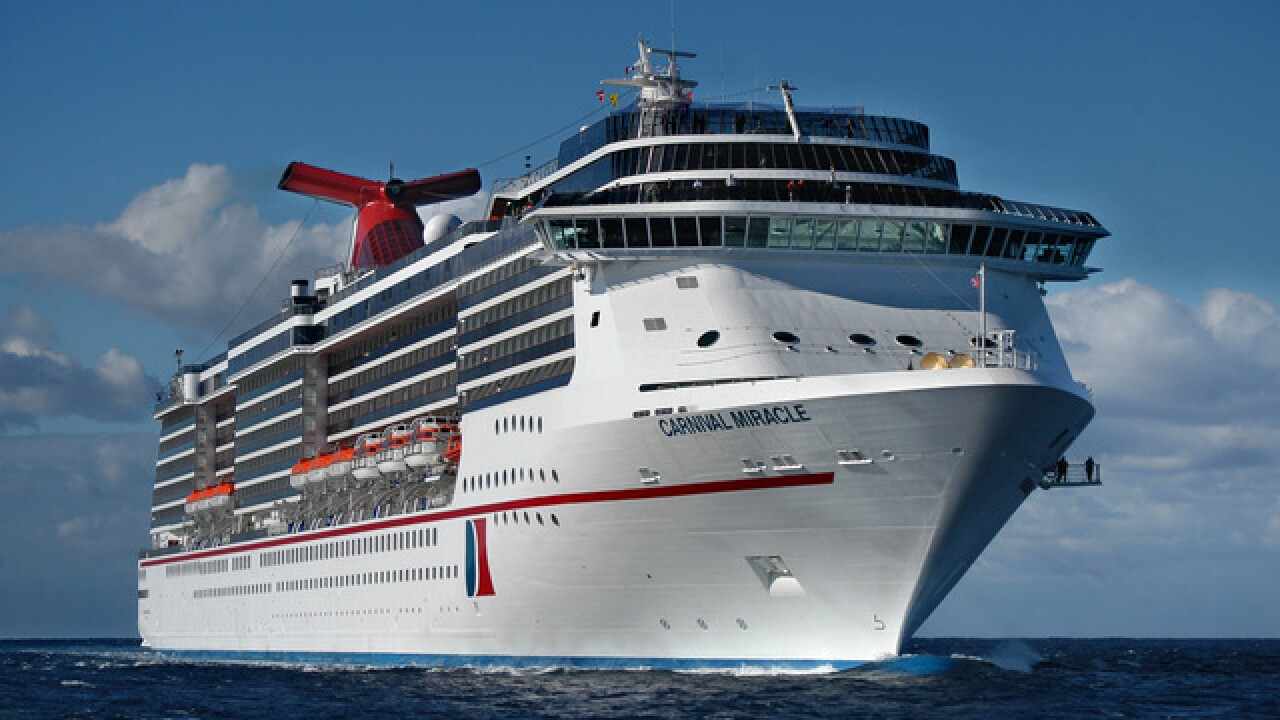 Carnival Cruise line returns to San Diego