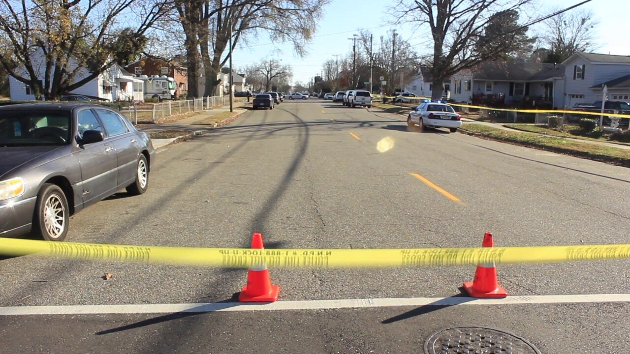 Newport News residents react to officer-involved shooting in theirneighborhood
