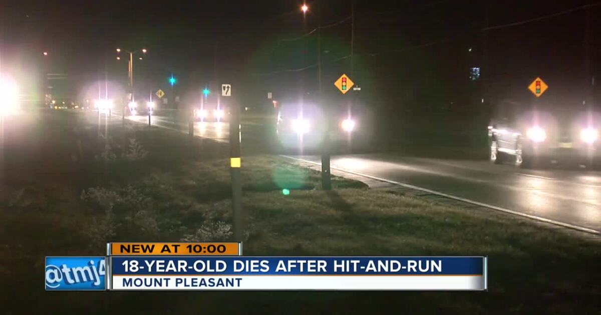 Victim In Fatal Racine Hit And Run Identified One Person