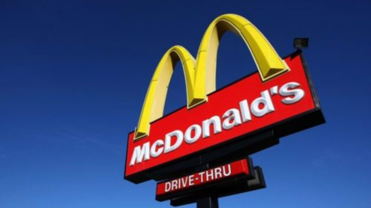 Possible illnesses linked to Jamestown McDonald's, temporarily closed