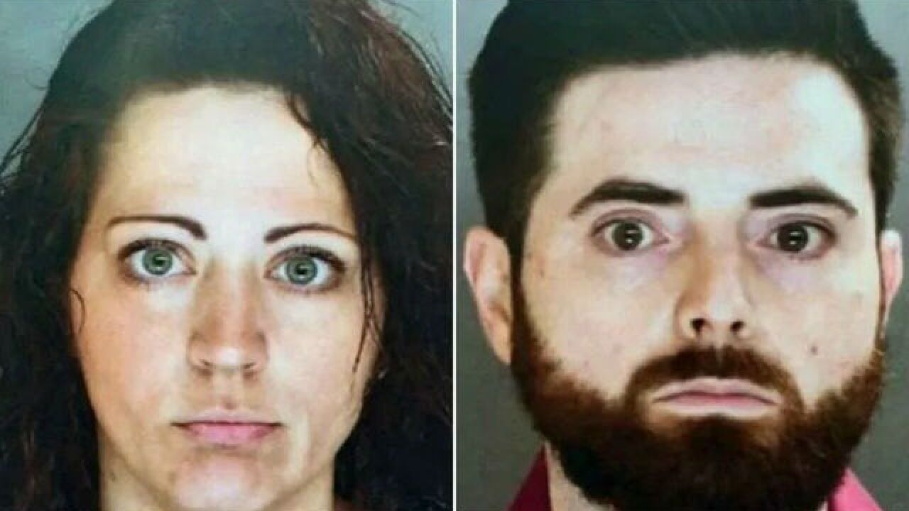 Police: Kids left at home alone in Pennsylvania while mom vacationed in Florida