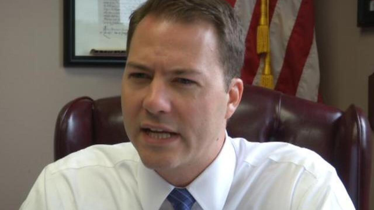 Charges dropped against NYS Senator Rob Ortt
