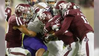 Texas A&M supplants Texas as most valuable college football program