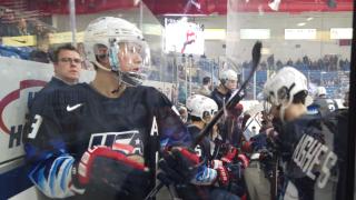 Matt Boldy USA Hockey