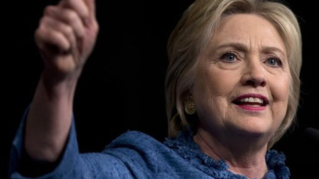 Emails: Clinton sought secure smartphone, rebuffed by NSA