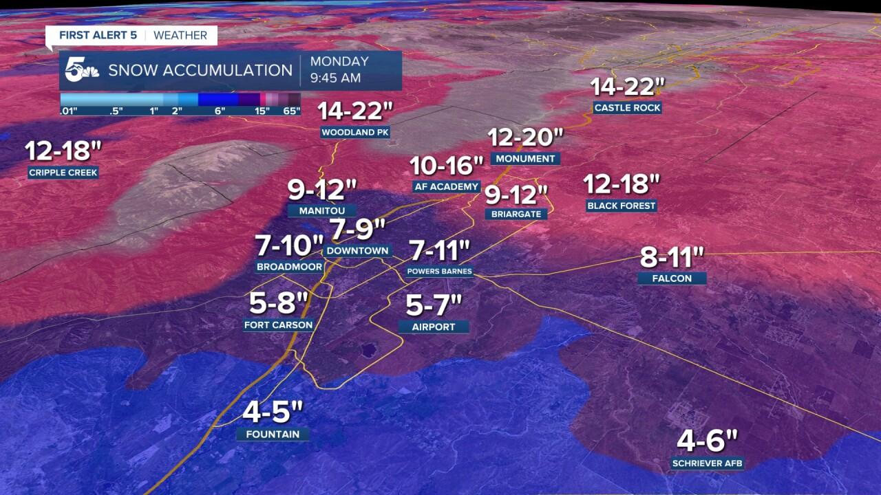 ppr snow forecast