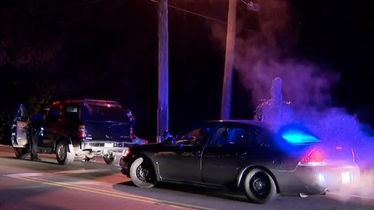 Hit-&-Run Suspect Arrested After Nashville Chase