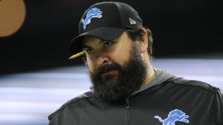 Lions, coach, GM fined for violating injury reporting policy