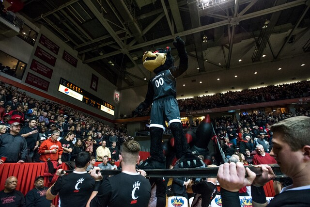 UC emerges victorious from tight Crosstown Shootout