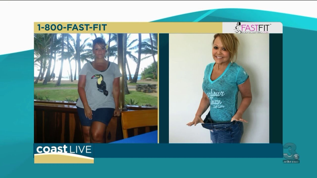 Help to achieve your ideal beach body on Coast Live