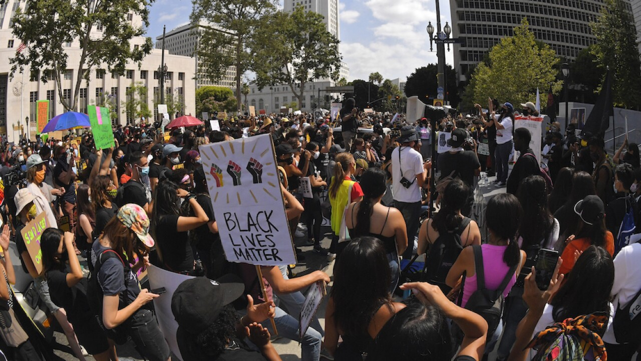 93% of Black Lives Matter protests between late May and late August were peaceful, group says