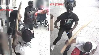 19-year-old attacked by two men outside Bronx deli