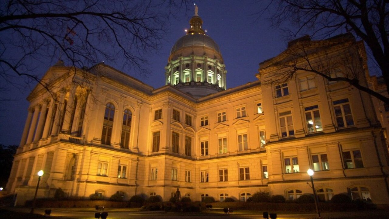 Georgia, 1 of 4 states without hate crime laws, just passed such a bill through legislature