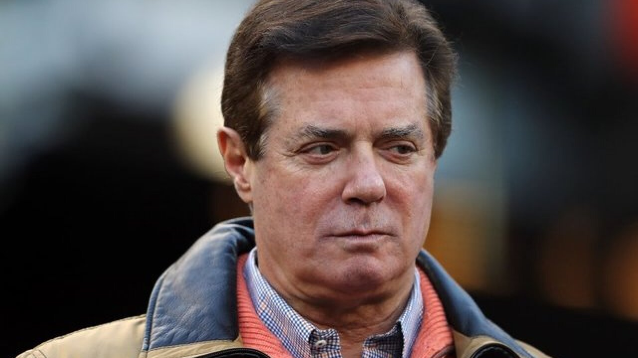 Paul Manafort is suing Robert Mueller, Department of Justice