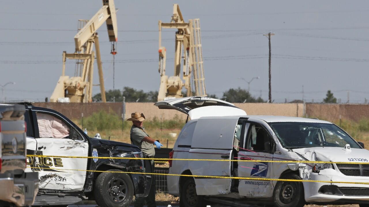 Shooting Texas Seizure
