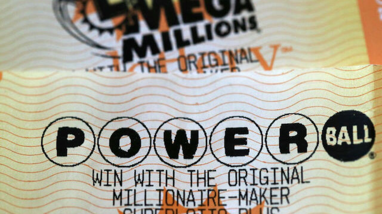 Powerball jackpot grows to $455 million; next drawing on St. Patrick's Day