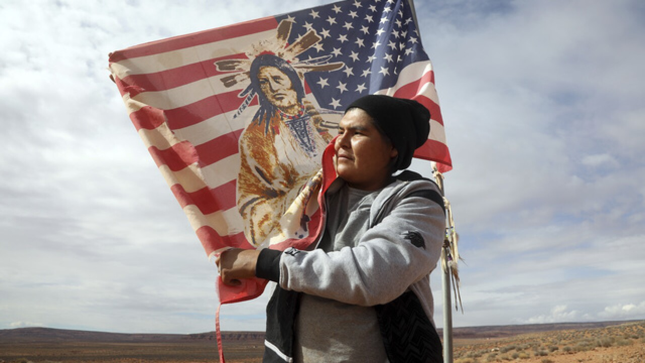 Navajo Nat. allows voting after ballot shortage
