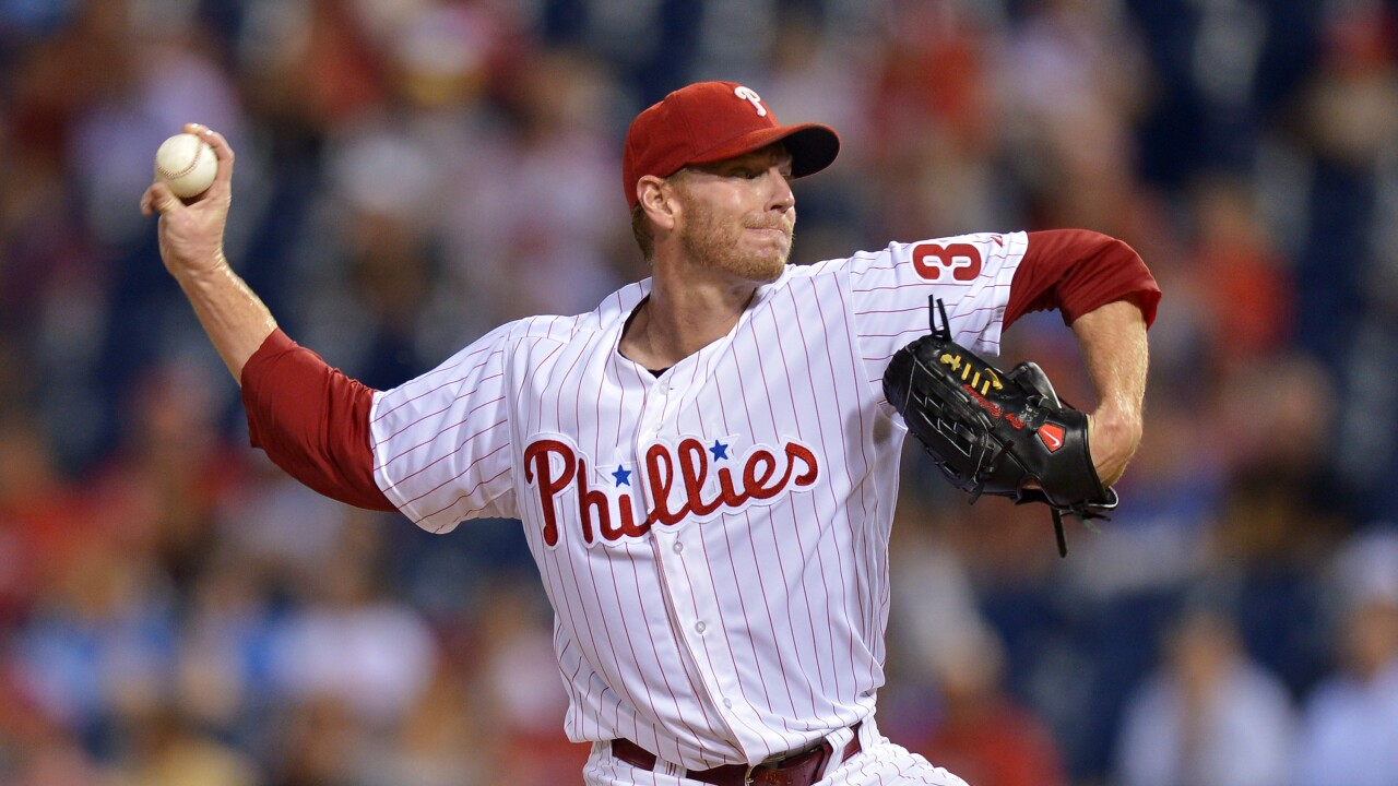 roy halladay phillies