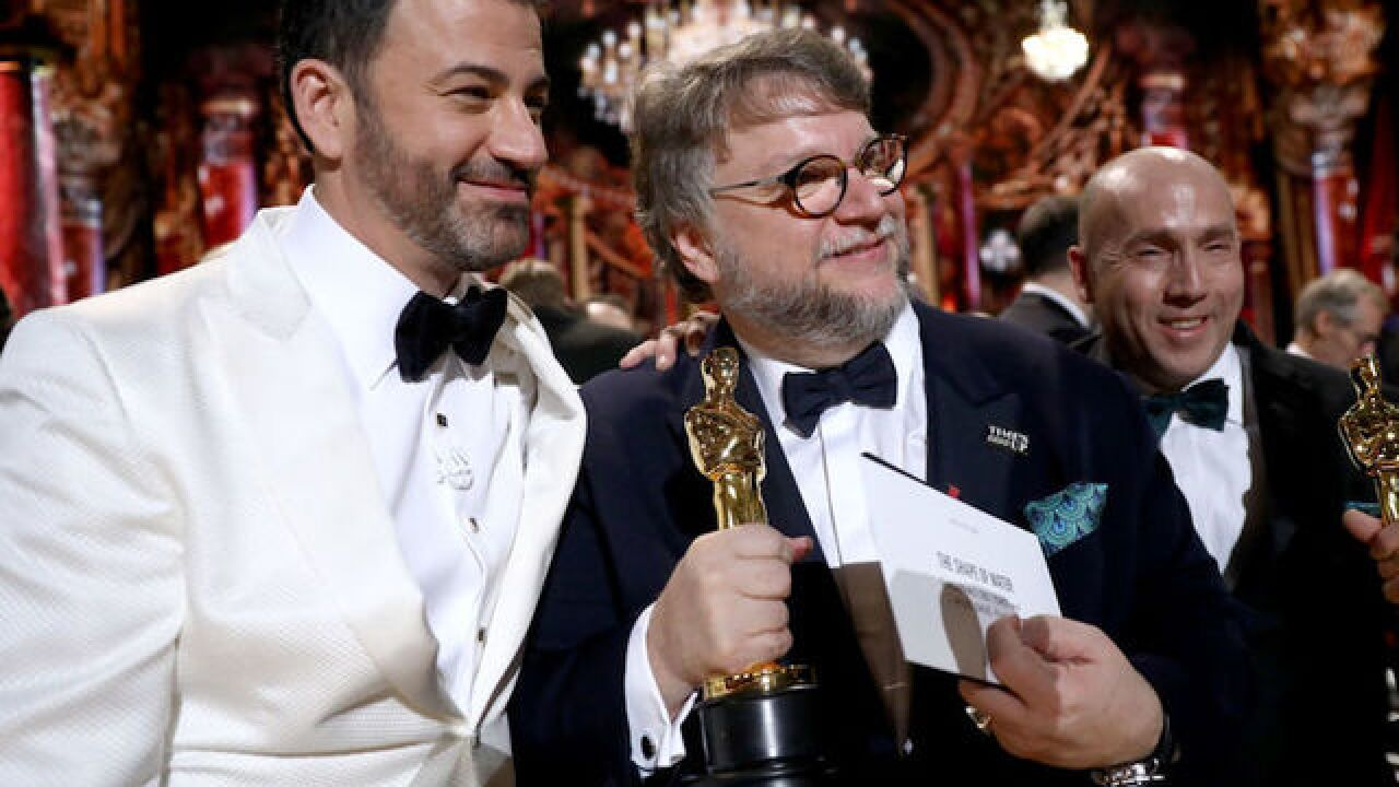 Oscars get lowest ratings in show's history