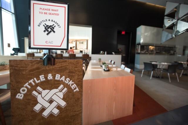 Go inside Molly Wellmann's new bar at the Contemporary Arts Center