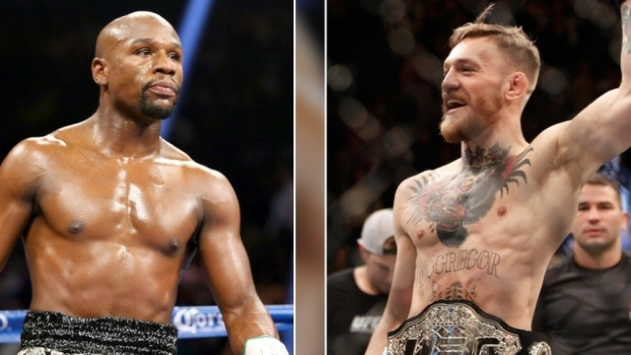 Where to watch: Movie theaters showing Mayweather vs McGregor fight live
