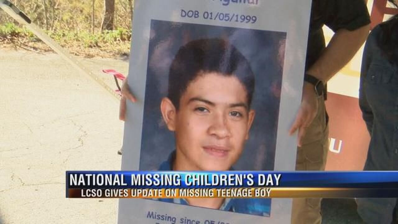 LCSO: Remains of missing teen Ivan Aguilar found in Tallahassee