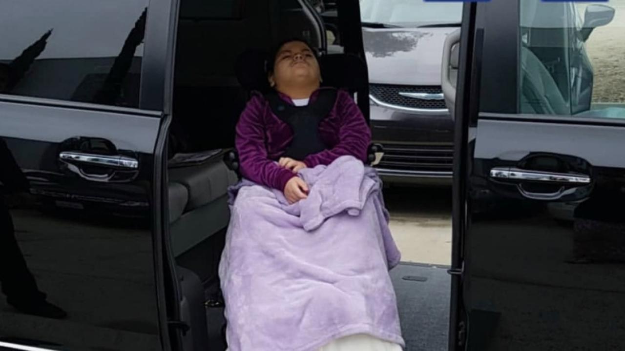 Wheelchair accessible van stolen from driveway