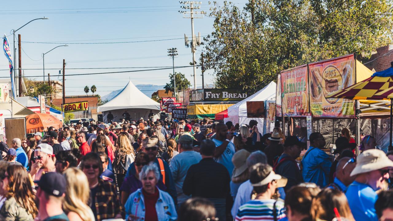 Winter Street Fair 2019