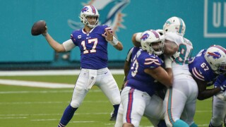 Josh Allen throws for most passing yards from a Bills QB since 2002