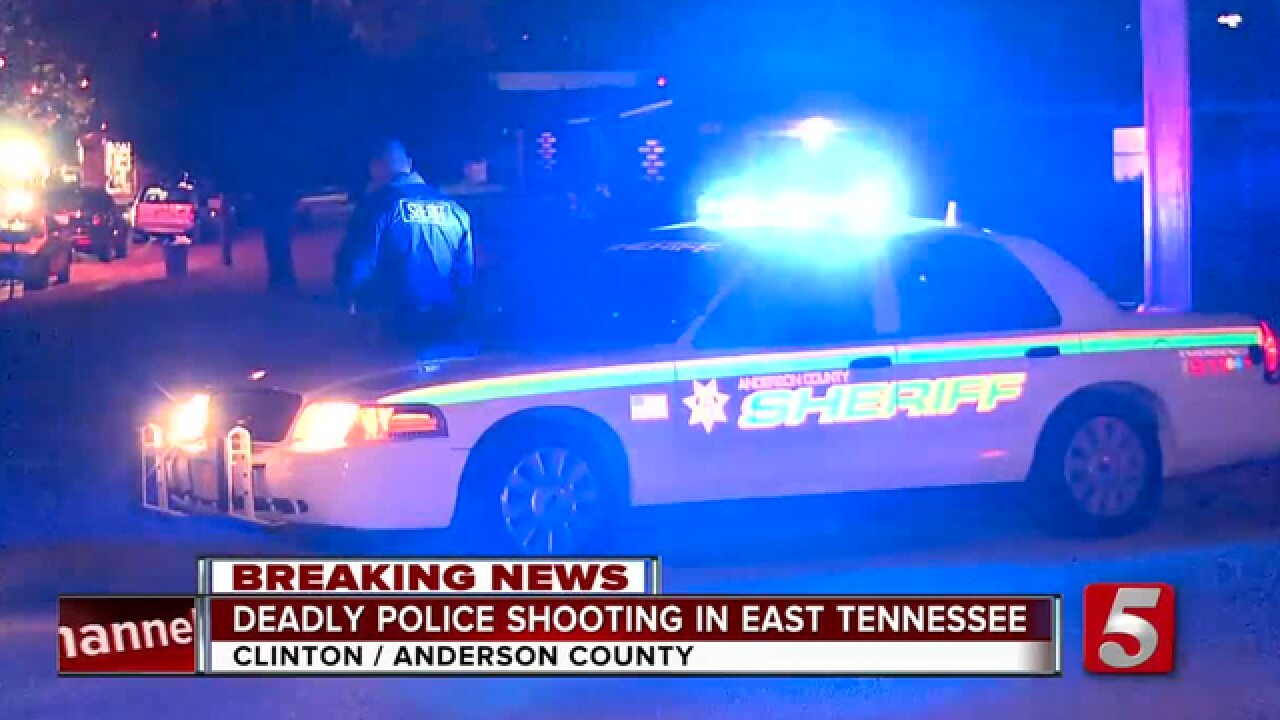 East Tenn. Man Killed In Ofc.-Involved Shooting