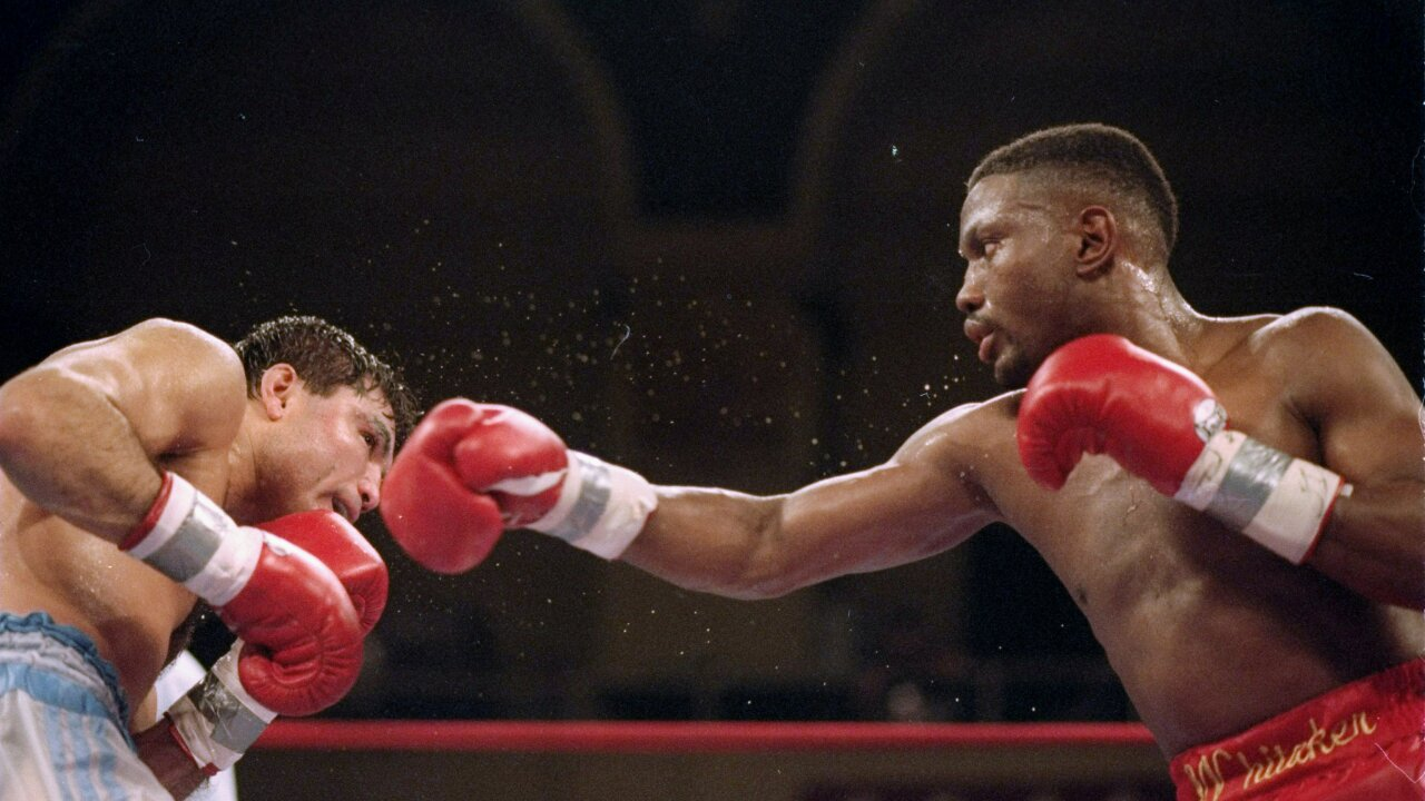 Loved ones react to death of Pernell 'Sweet Pea' Whitaker: 'He was a truechampion'