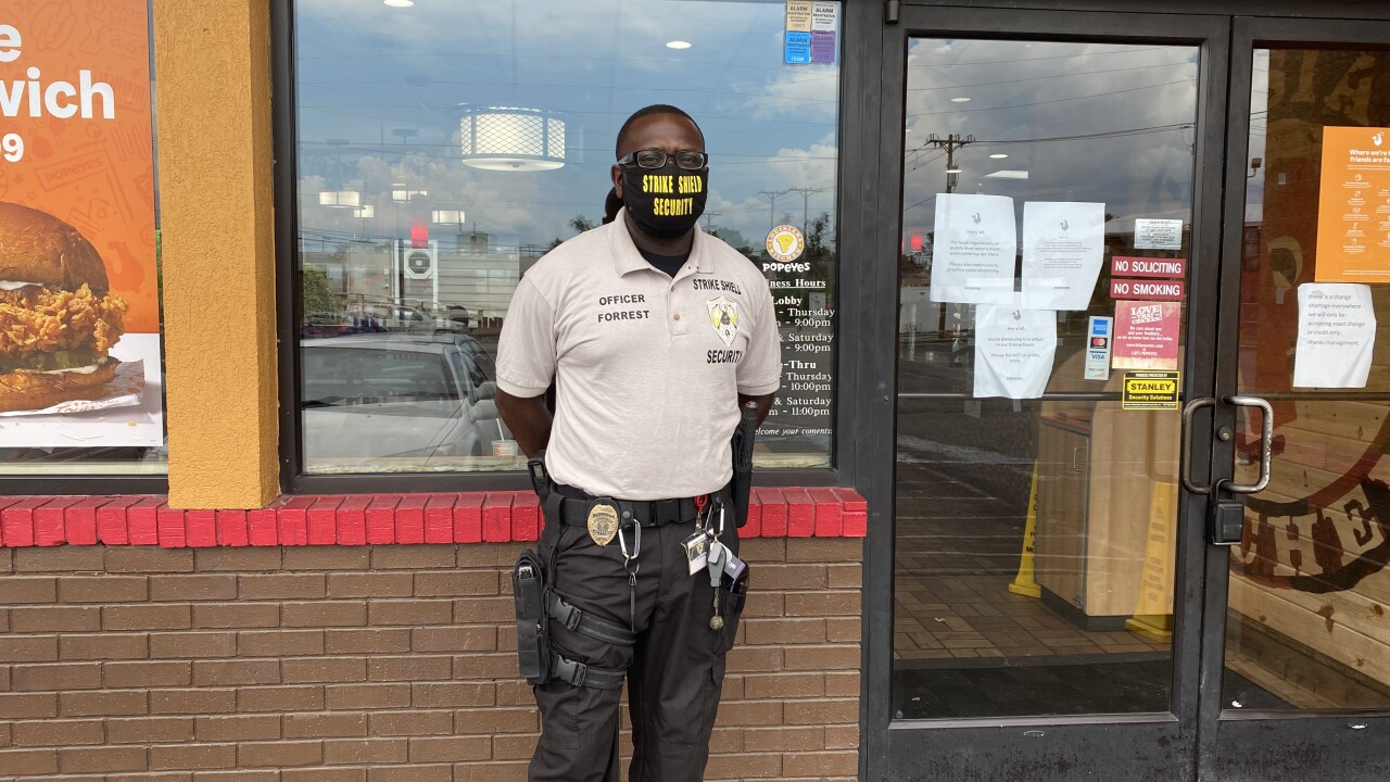 local security officer